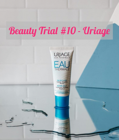 Beauty Trial #10 - Uriage