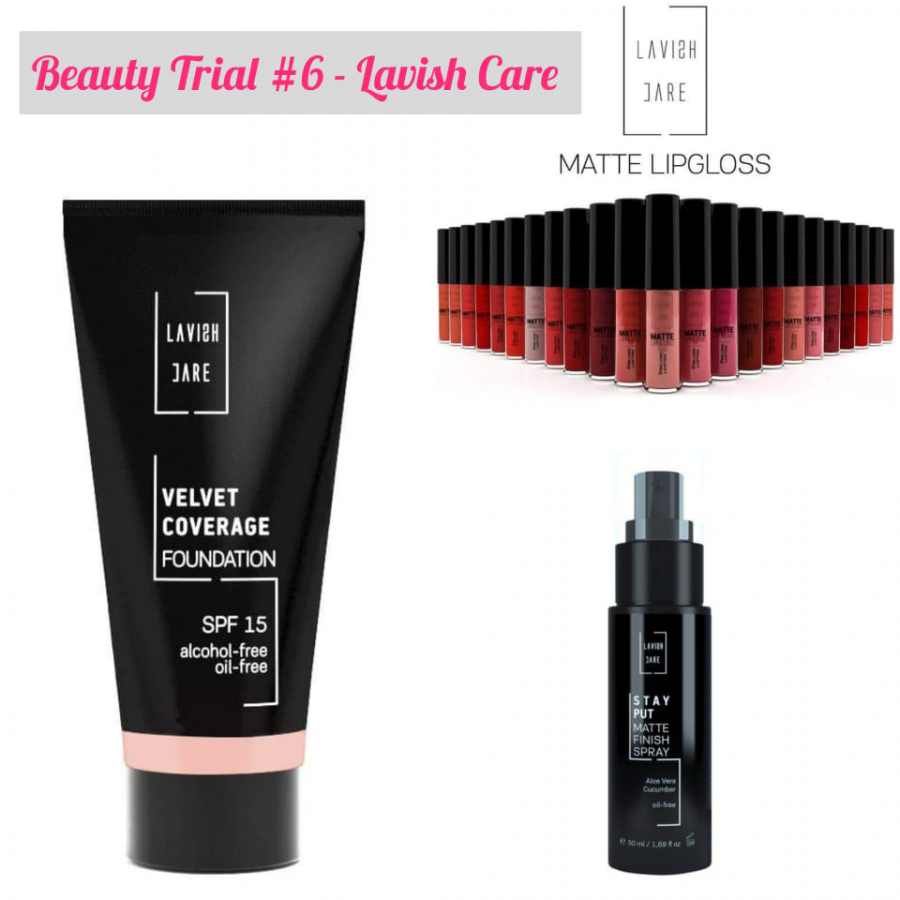 Beauty Trial #6 - Lavish Care