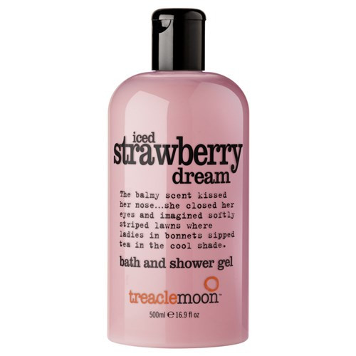 Treaclemoon - Iced Strawberry Dream Bath and Shower Gel