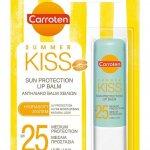 Carroten - Summerkiss sun protection lip balm 25 spf