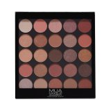 Mua - 25 Shade Eyeshadow Palette Natural Obsession