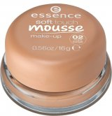 Essence - Soft Touch Mousse Make Up