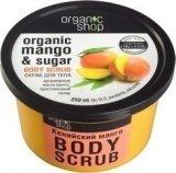 Natura Siberica Organic Kenyan Mango & Sugar Body Scrub 250ml