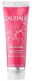 Caudalie - Hand and Nail Cream Rose de vigne