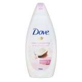 Dove Purely Pampering  Nourishing body wash - Coconut milk with jasmine