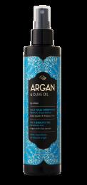 Olivie - 3 σε 1 λάδι ομορφιάς με έλαιο αργκάν και οργανικό ελαιόλαδο για πρόσωπο –σώμα – μαλλιά