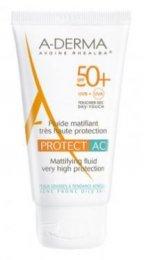 A-Derma Mattifying Fluid Protect AC SPF50+
