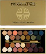 Makeup  Revolution Fortune Favours the Brave Ultra 30 Eyeshadow Palette