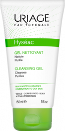 Uriage Hyseac, Gel Nettoyant, Cleansing gel