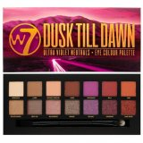 W7 - Dusk Till Dawn Ultra Violet Neutrals Eye Colour Palette