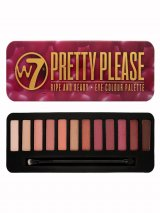 W7 - Pretty Please Eye Colour Palette