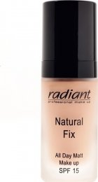 Radiant - Natural Fix All Day Matt Make Up SPF15
