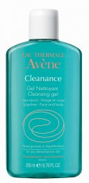 Avene Cleanance Cleansing Gel for Oily/Blemish-Prone Skin
