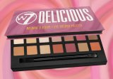 W7 Cosmetics Delicious Natural and Berry Eye Colour Palette