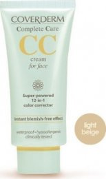 Coverderm - Complete Care CC Cream for Face SPF25
