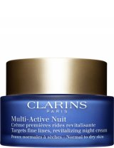 Clarins Multi-Active Nuit Revitalizing Night Cream - Normal to Dry Skin