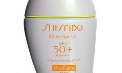 Shiseido - Sports BB Broad Spectrum Wetforce SPF50+