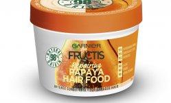Garnier - Fructis  Repairing Papaya Hair Food