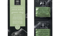 Apivita - Express Beauty Face mask Green clay