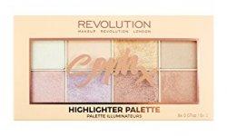 Makeup Revolution Soph X Highlighter Palette