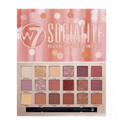 W7 Cosmetics - Socialite Eyeshadow Palette