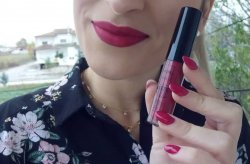 Lavish Care matte liquid lipcolor - no 14
